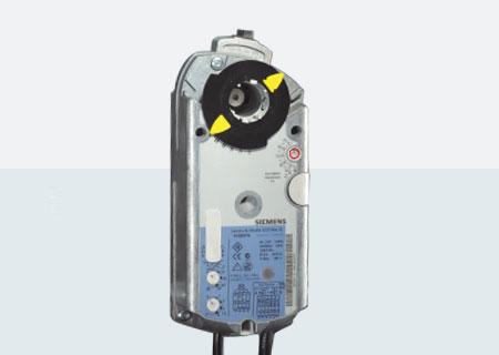 西门子GEB332.1E风门执行器